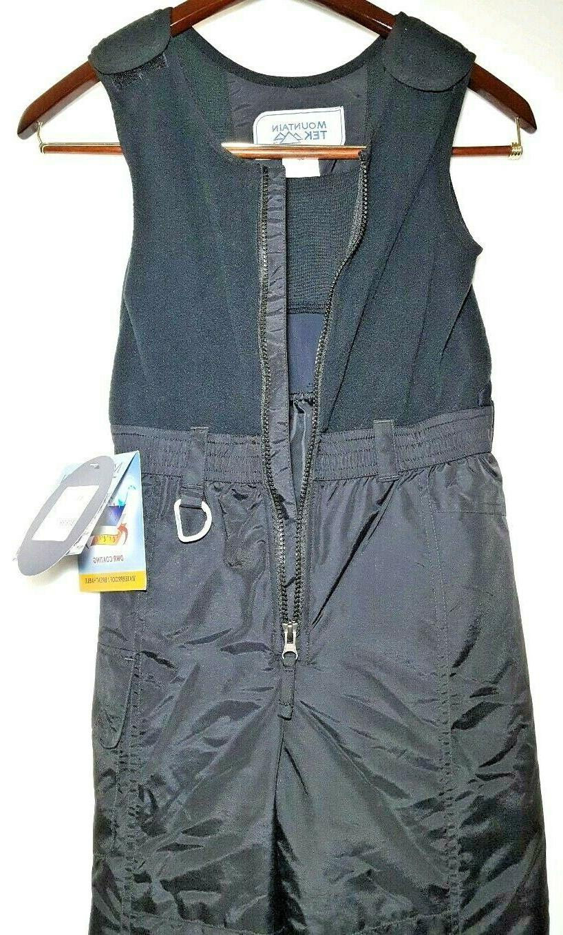Boys Insulated Overalls Water Snowboard NEW