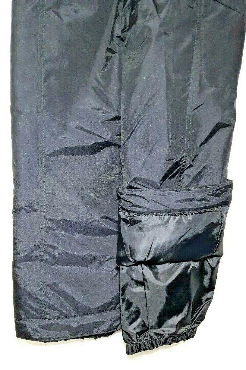 Boys Insulated Overalls Snowboard NEW