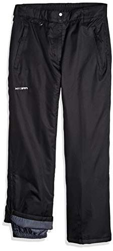 Arctix Side Insulated Snow Pants, Black