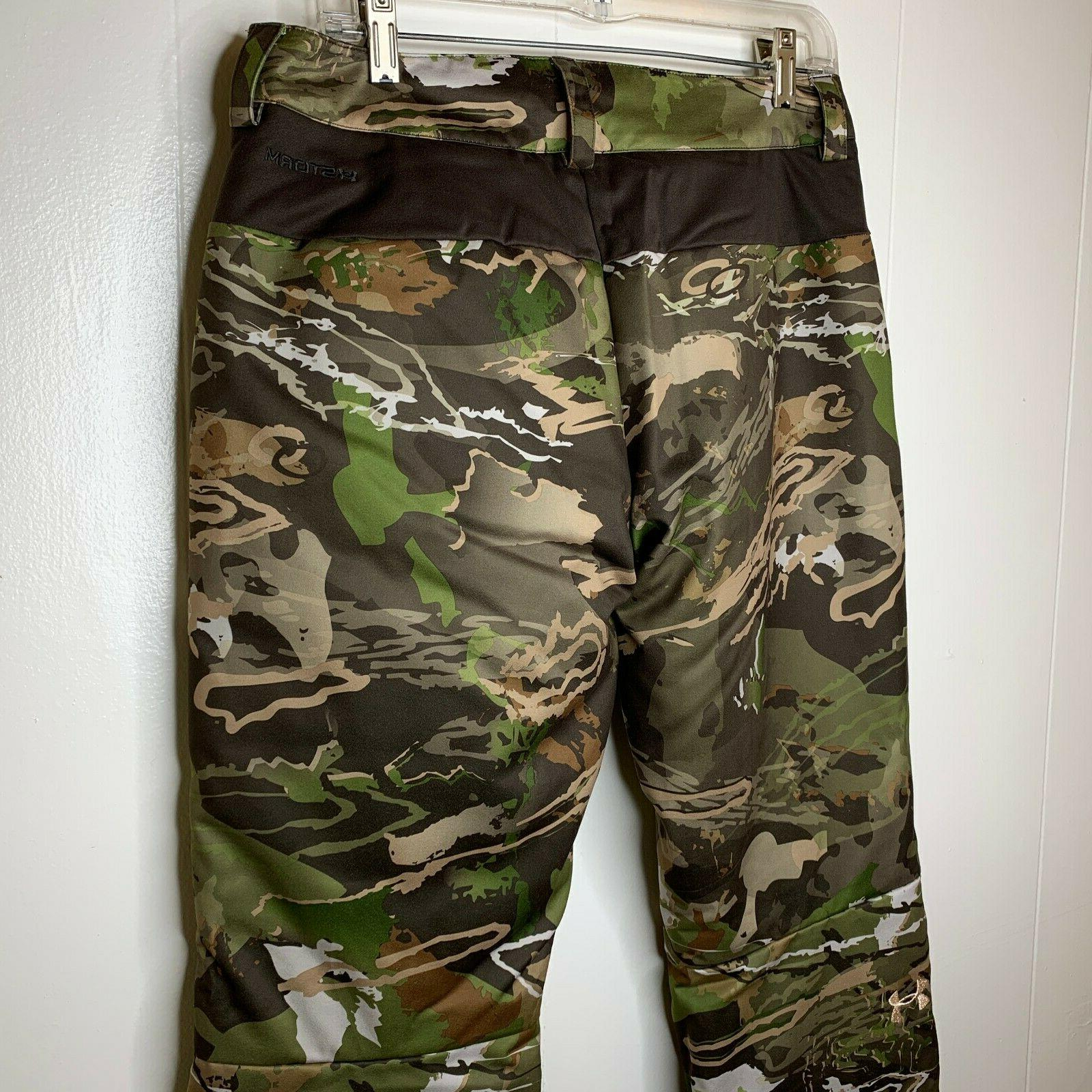 Under Cold Extreme Infrared Snow Pants 6