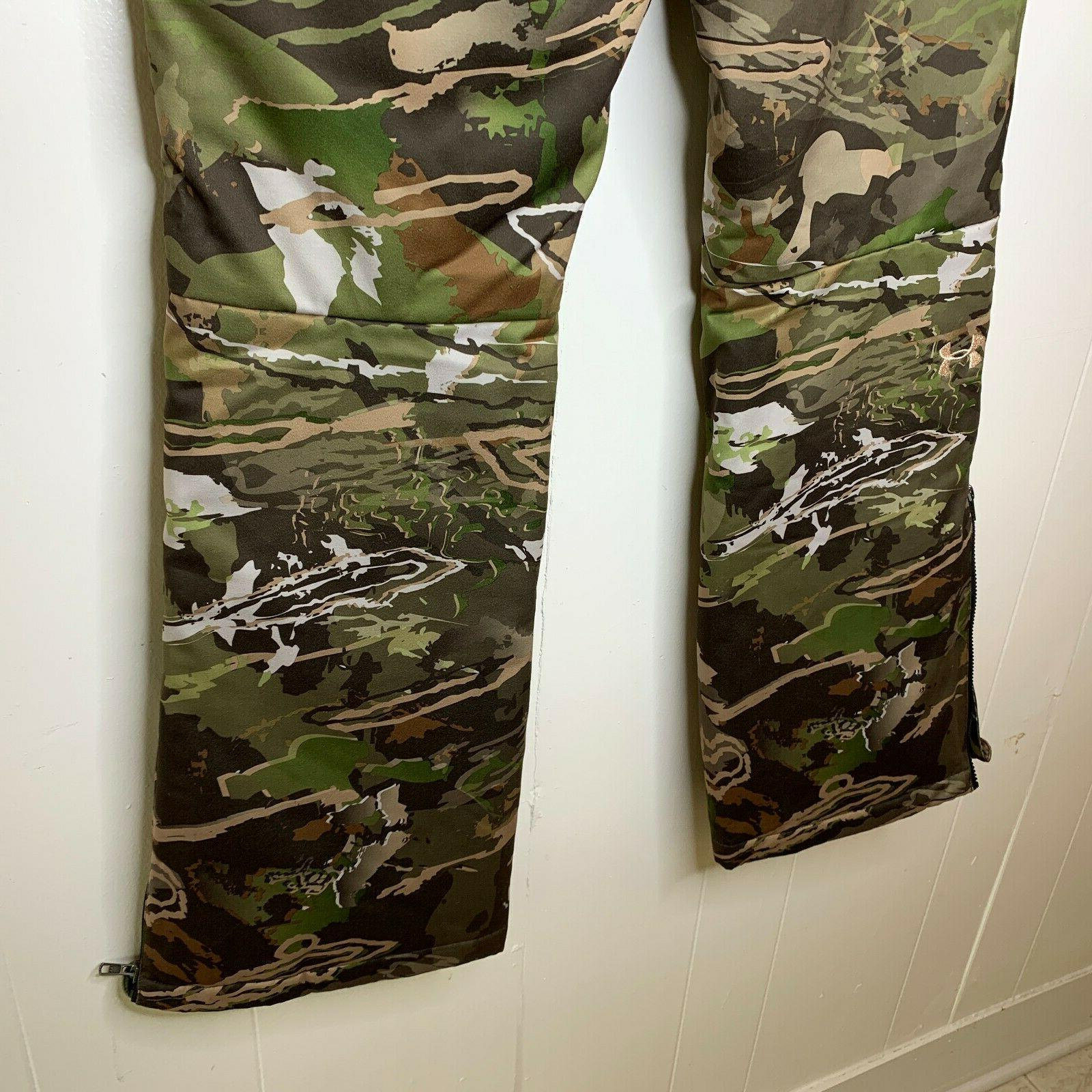 Under Extreme Infrared Storm Snow Pants Womens