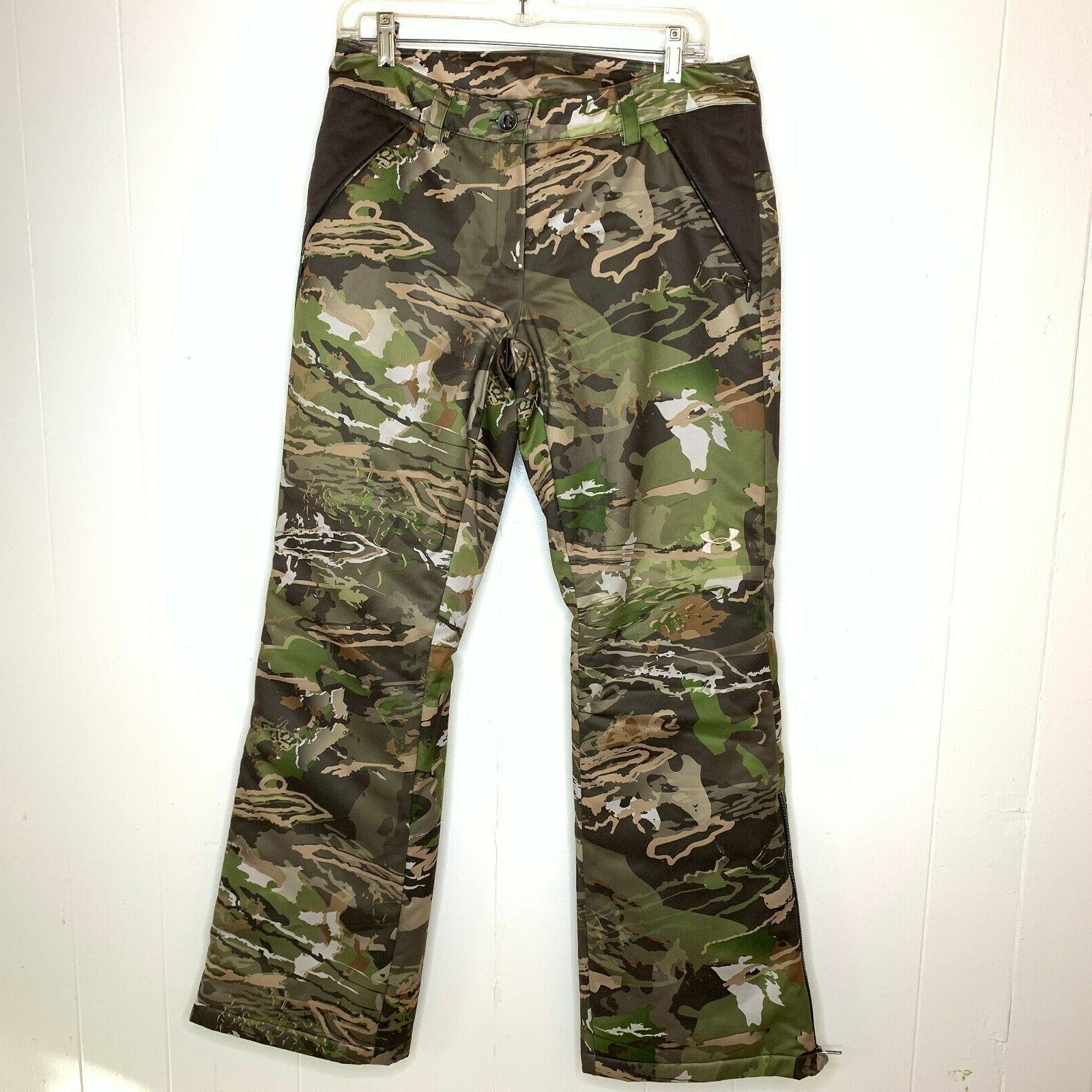 cold gear extreme infrared camo storm snow