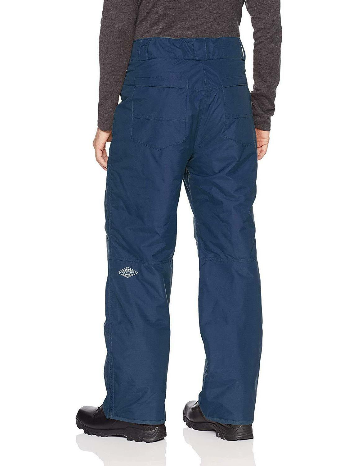Columbia Men's Bugaboo Pant, Waterproof and Breathable
