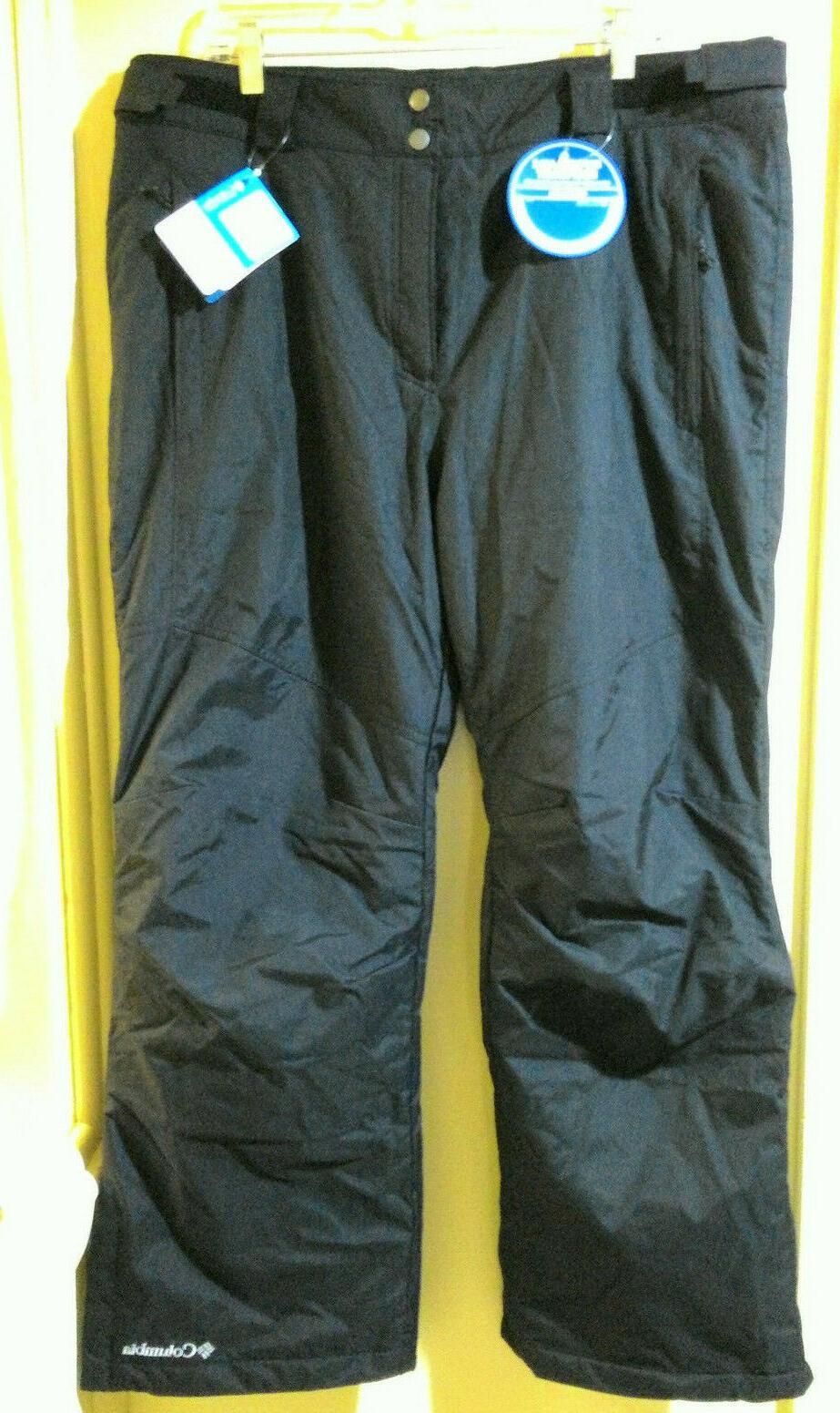 columbia mens ii pant waterproof and breathable