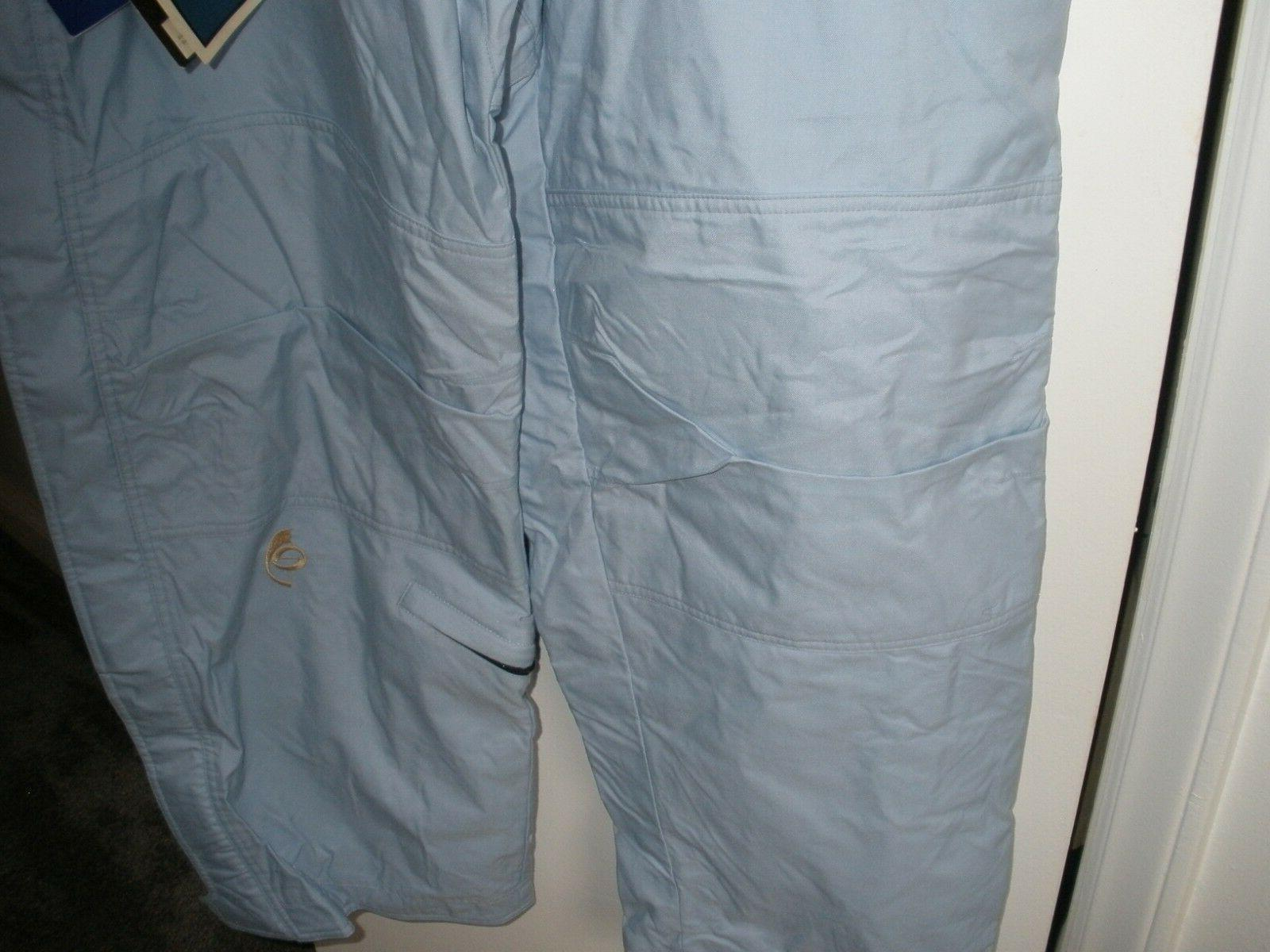OBERMEYER Delaney PANTS Blue NWT Waterproof $165