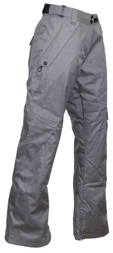 Rawik Women's Deluxe Cargo Pant, Gray Level II, Large