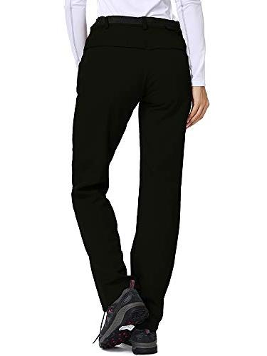 Women's Pants Insulated Wind-Resistant