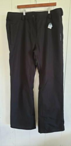 Volcom Freakin Chino Mens Snowboard Snow Ski Pants Black  2X