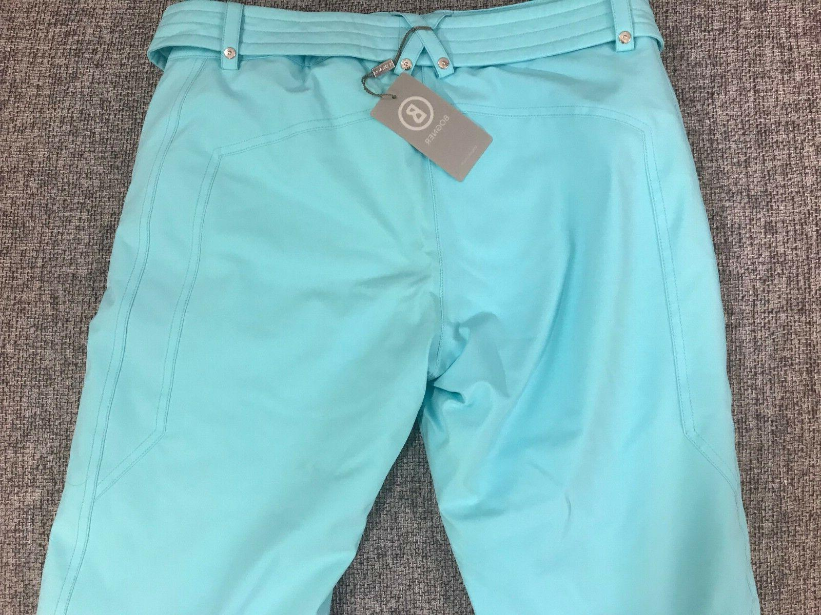 Bogner -T Pants. .Insulated. Blue. Size:8.NWT.