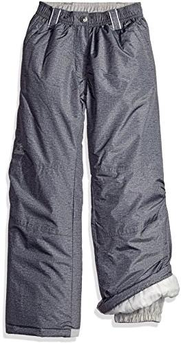 ZeroXposur Girls Big Cross-dye Snowpants