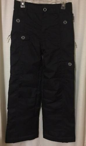 girls juniors size 14 ski snow pants
