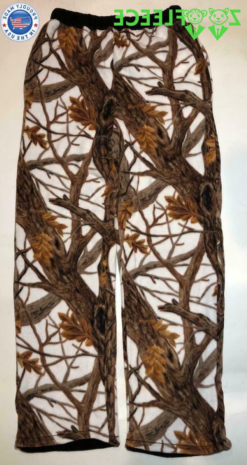 hippie yoga pants snow white hunting camo
