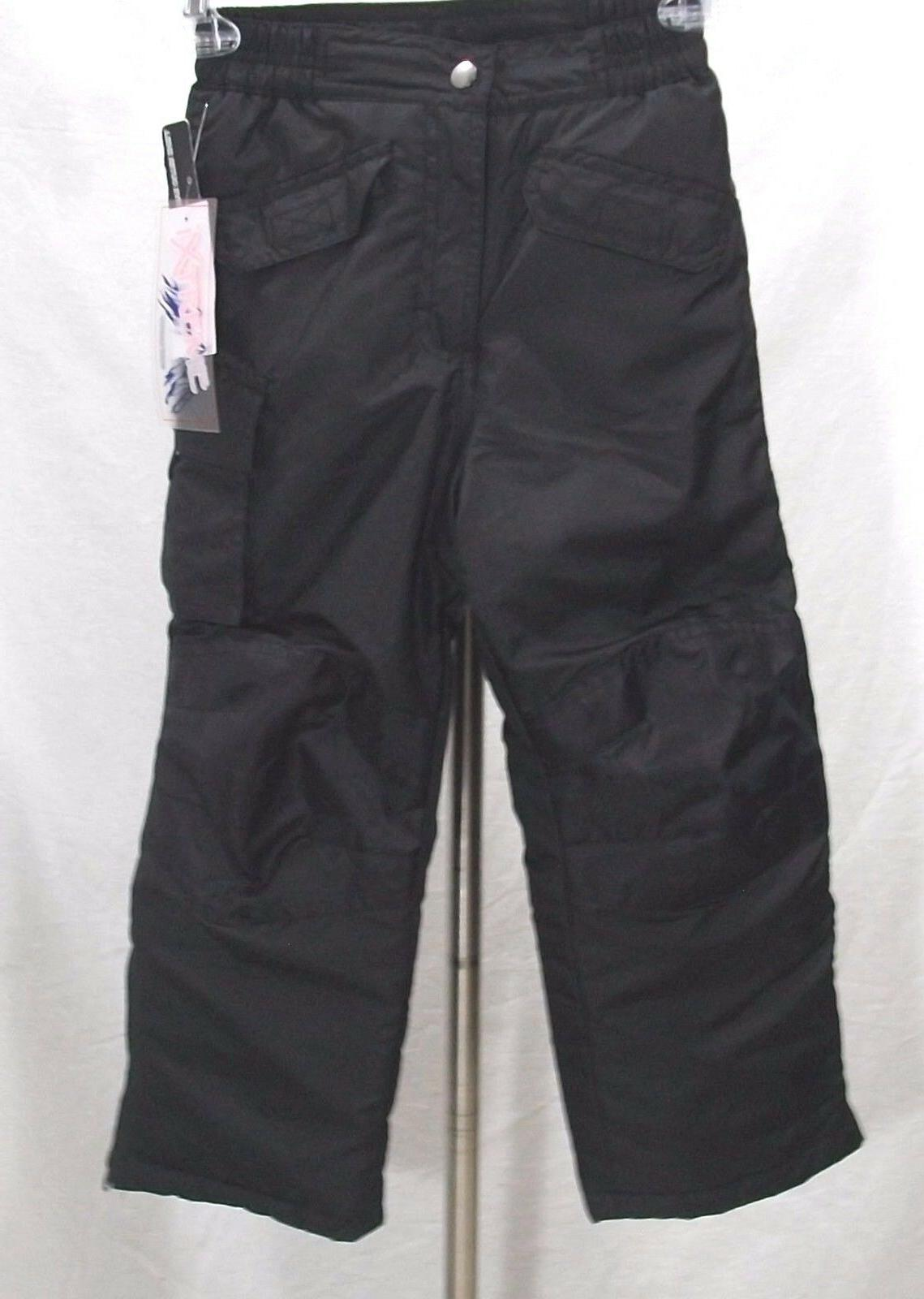 iXtreme KIDS BOYS Water & Wind Resistant Snow Ski Pants Size