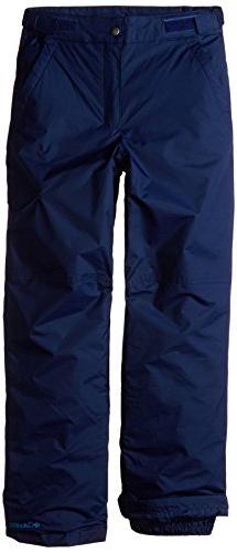 Columbia Ice Slope II Pant - Boys' Collegiate Navy, S