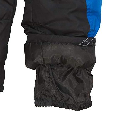 Arctic Boys Color Lined and Bib Pants & 12M