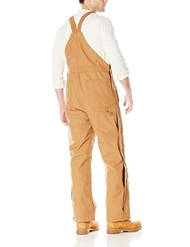 Red Kap Men's Insulated Blended Duck Brown 5X-Large