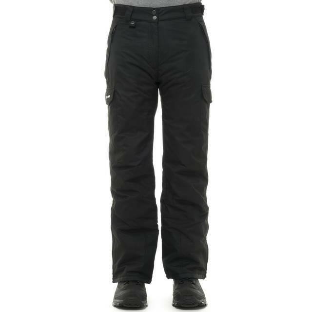 insulated cargo snowsports pants