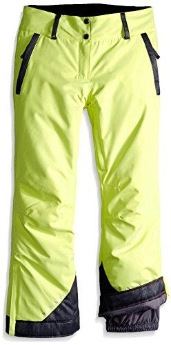 Obermeyer Girls Lea Pant, Small, Daffodil