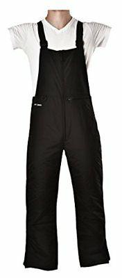 Insulated Ski Bib Winter Overall for Men Snow Pants Water Re