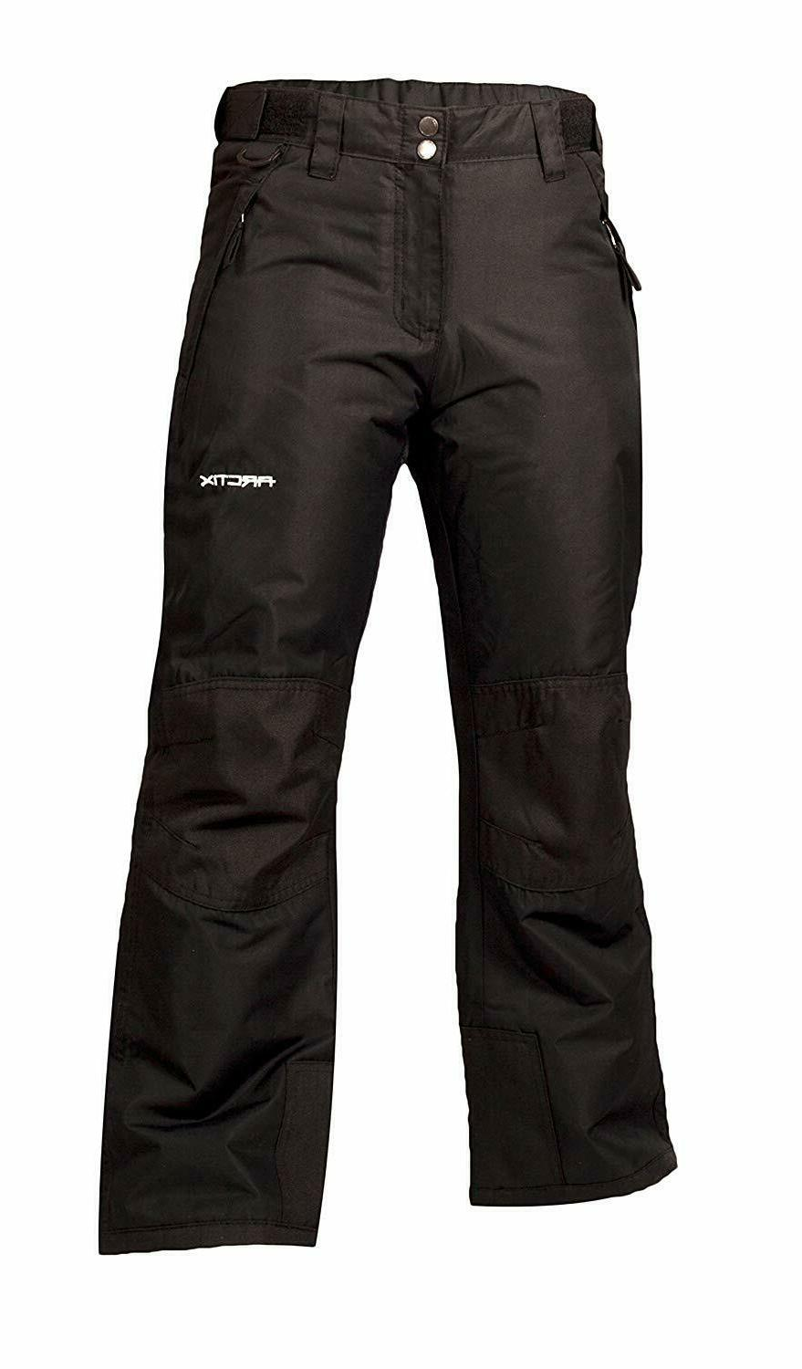 men and women essential snow pants reinforced