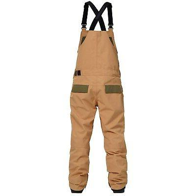 ANALOG ICE OUT Pants - Camel/DustyOlive - -