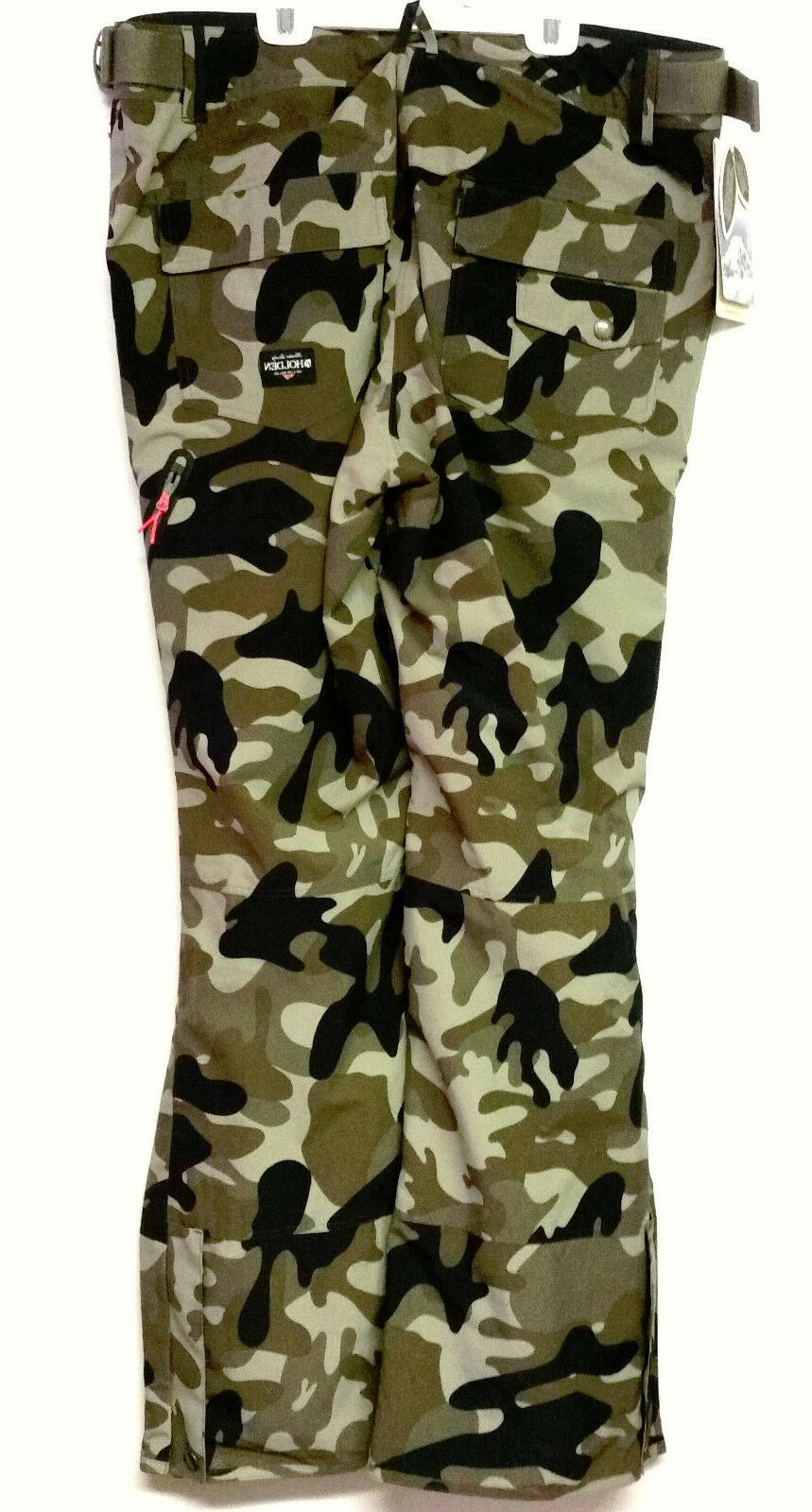 HOLDEN DIVISION Pants Camo HARD XXL - one