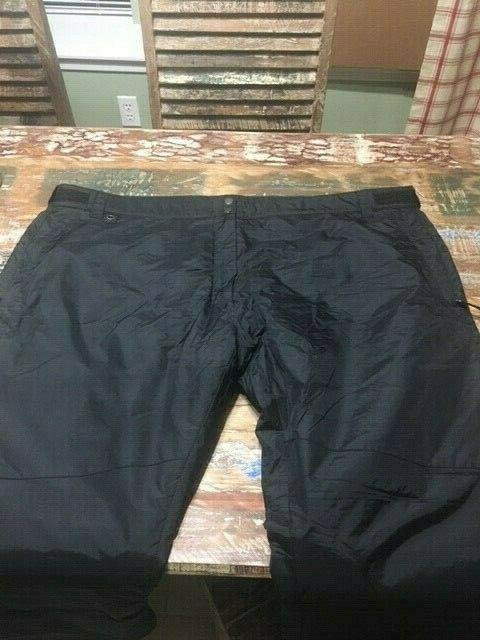 men s insulated snow pants water