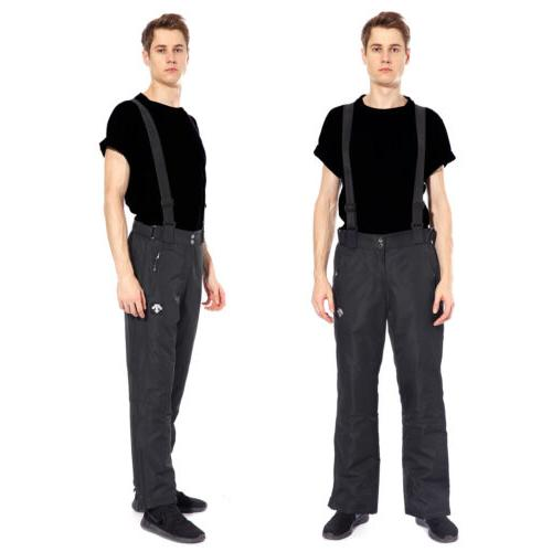 Men's Insulated Cargo Snowboard Pants