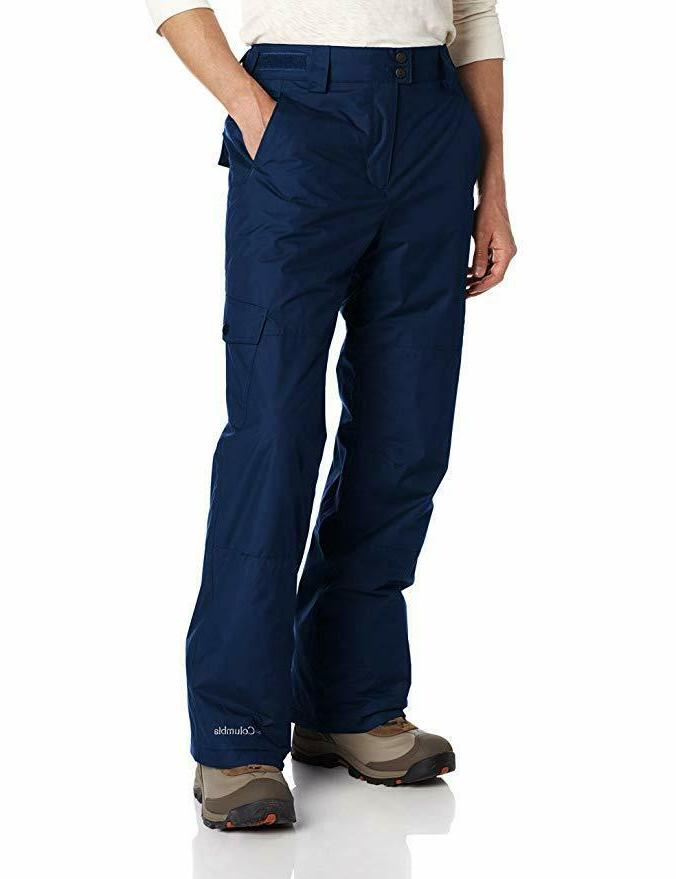 Columbia Pant, Navy, - SNAP