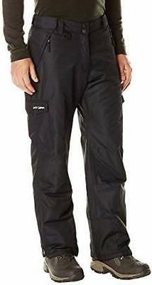 Arctix Men's Snow Sports Cargo Pants Large  Black
