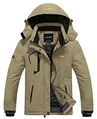 Wantdo Waterproof Mountain Jacket US