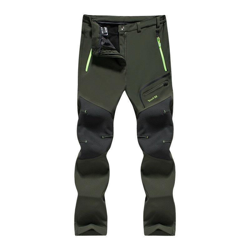 men women ski pants outdoor warm snow