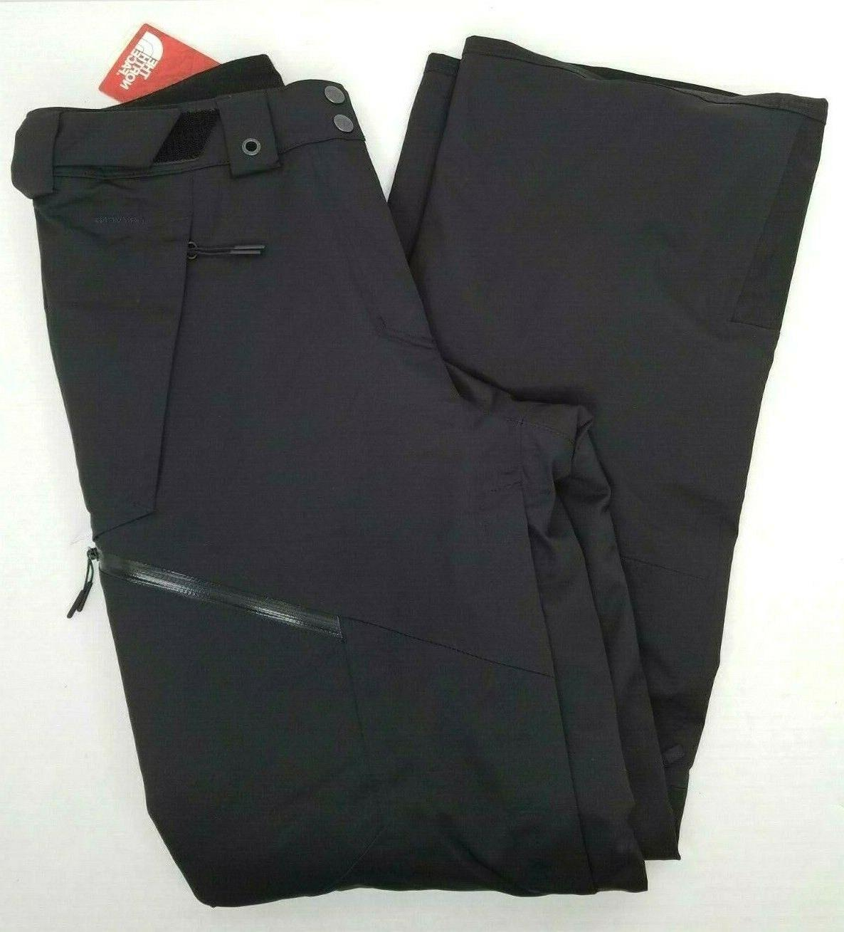The North Face CHAKAL Pant Snow - Black
