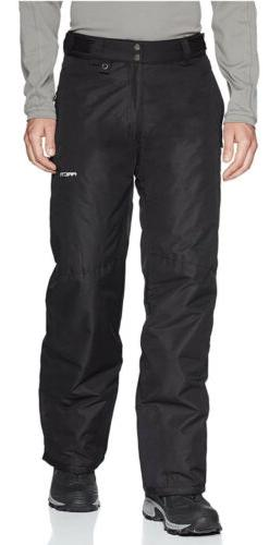 Arctix Men's Essential Snow Pants Insulated Style 1900, Bl