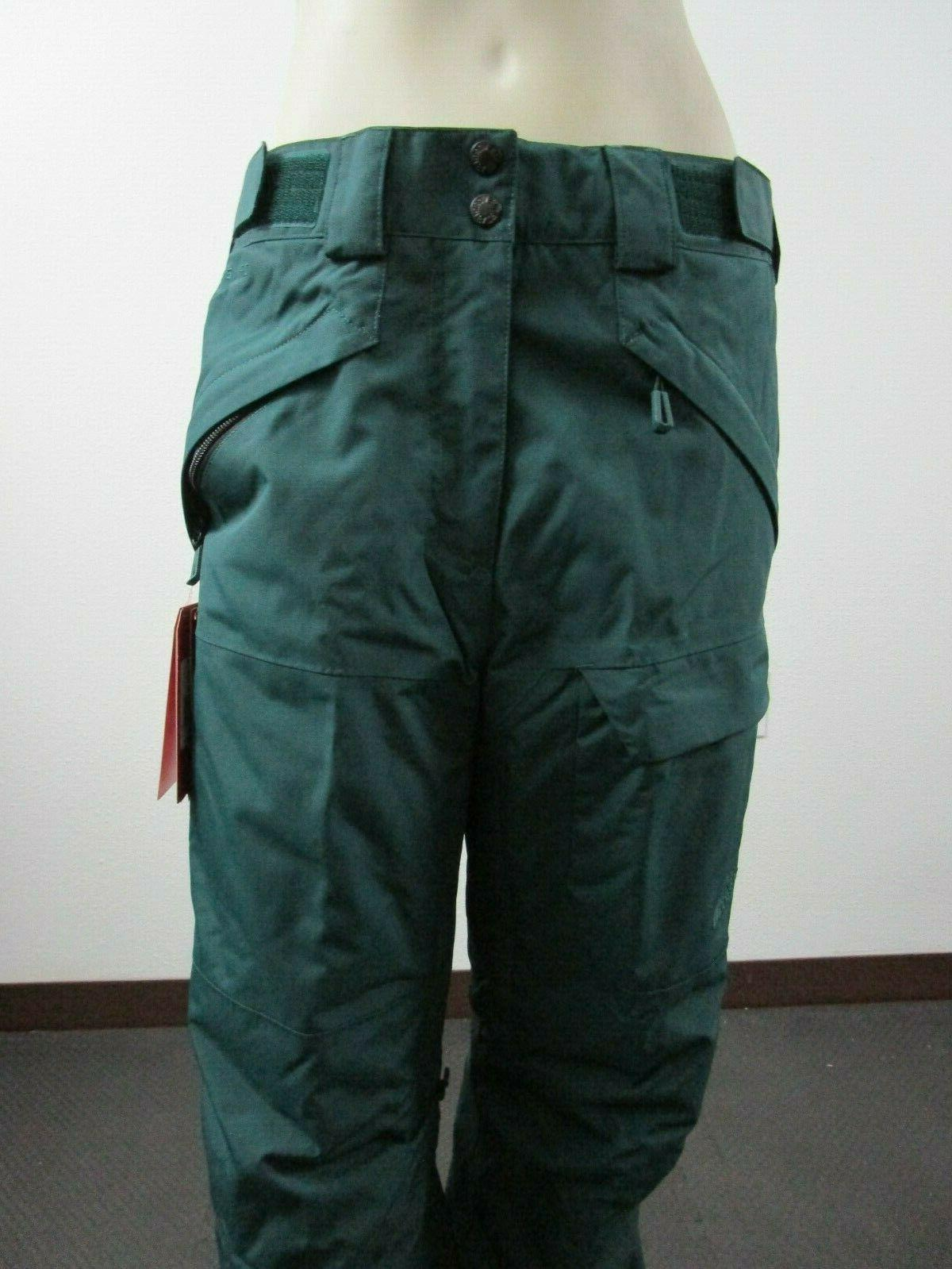 Mens The Freedom Waterproof Insulated Snow Ski Green
