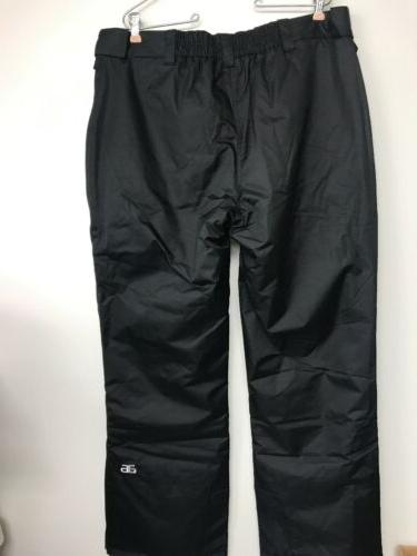 Arctix Full Insulated Black