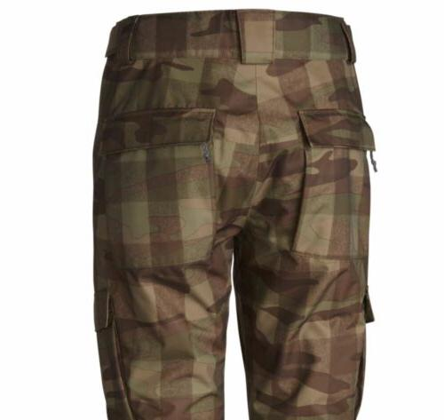 Columbia Mens Run Pant Big sizes Camouflage Snow