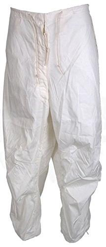 Military Outdoor Clothing Never Issued US G.I. White Snow Tr
