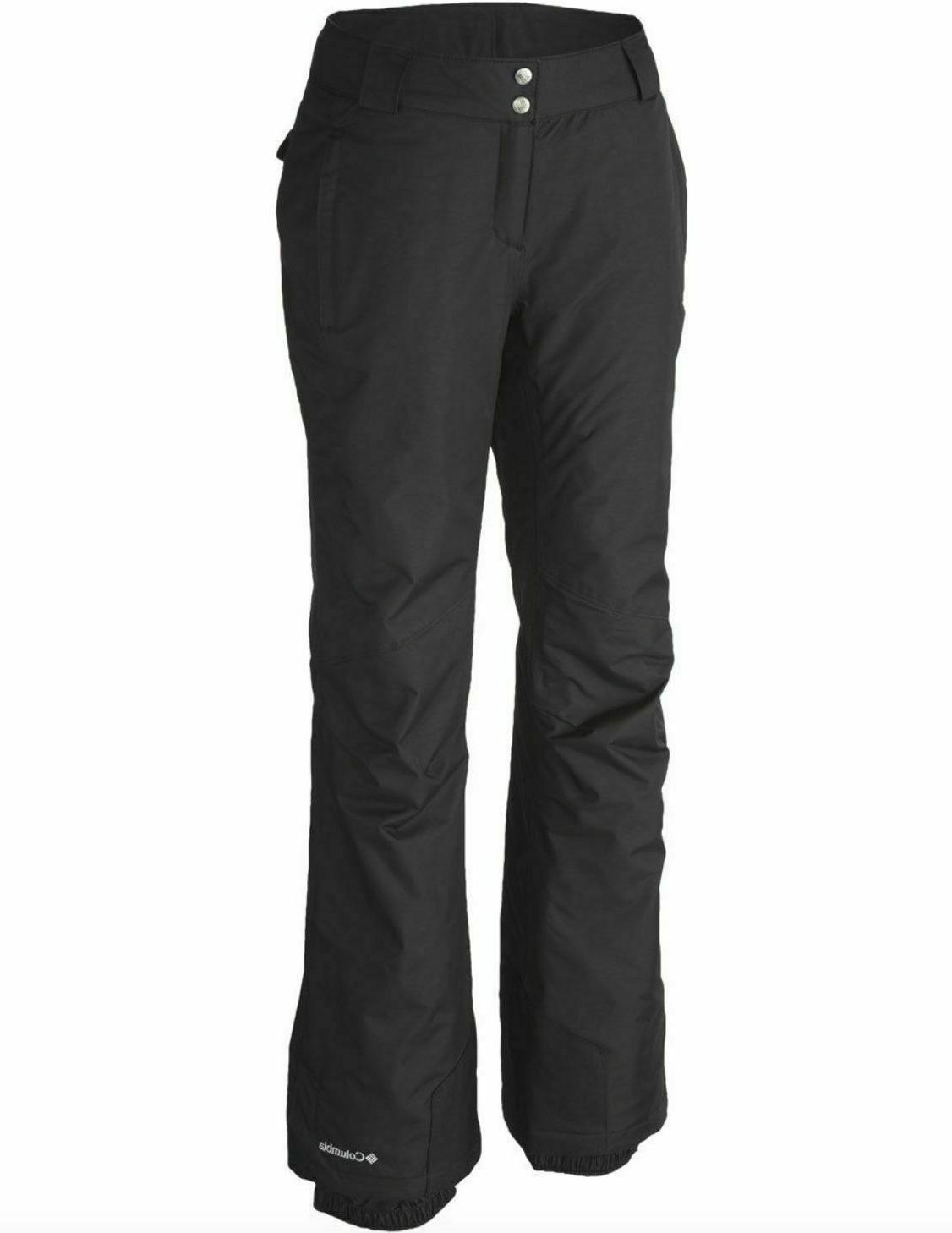 New Columbia Arctic Trip Womens Insulated Omni Tech Snow Pan
