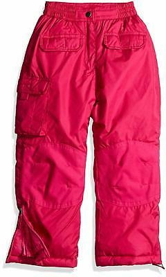 iXtreme NEW Girls Pink Size 6x-7 Insulated Elastic-Waistband