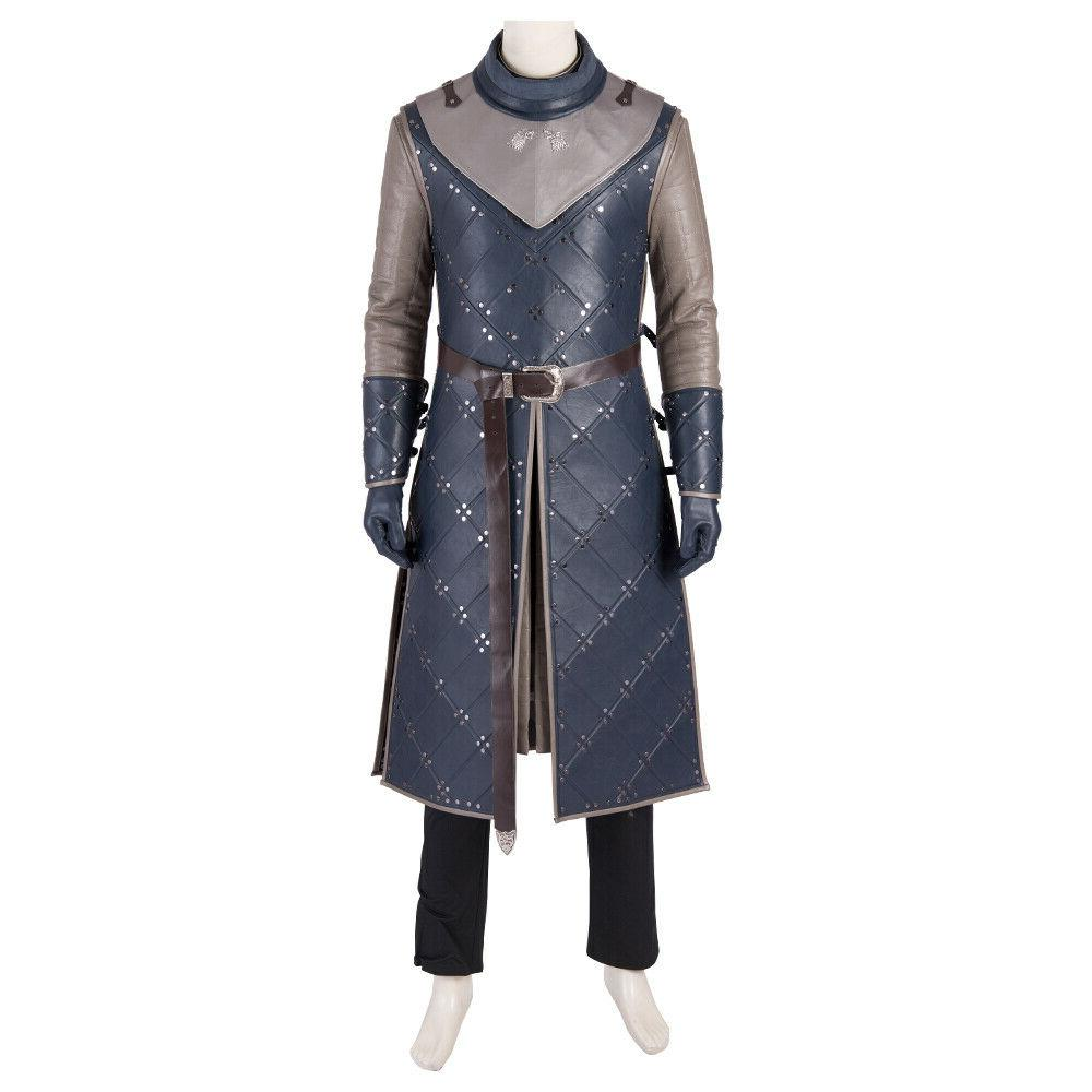 New Game of Thrones Costumes Snow