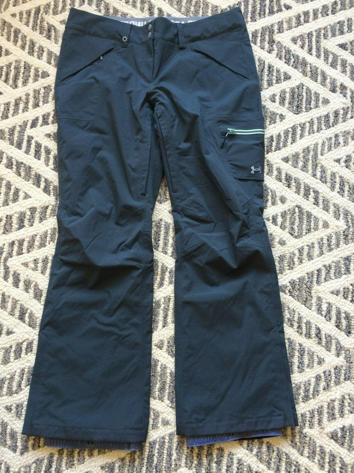 New Under Armour Glades Pants L1280857 Grey