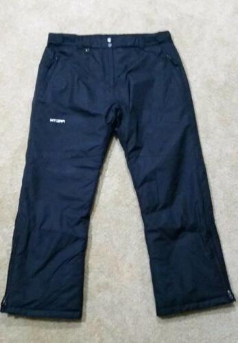 new mens insulated ski snow board pants