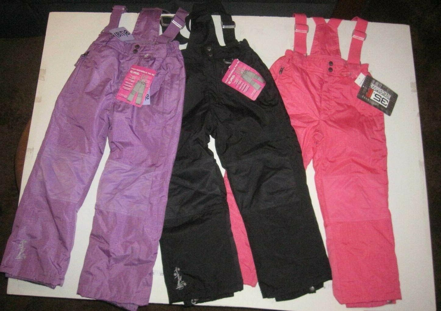 new ski boarder suspender snow pants variety