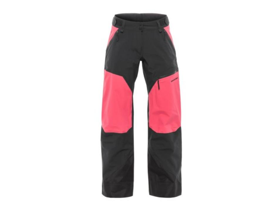 NEW PEAK PERFORMANCE SNOW PANTS WOMENS M SKI PANT INSULATED
