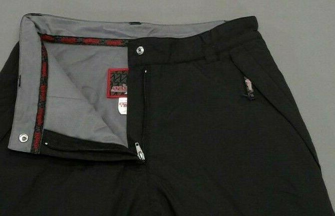 NEW Snowboarding Pants MEDIUM Insulated Black