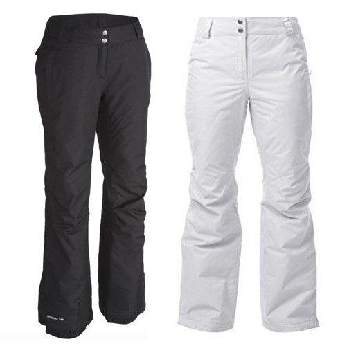 NEW Columbia Women's Arctic Trip Omni-Tech Ski Snow Pants WH