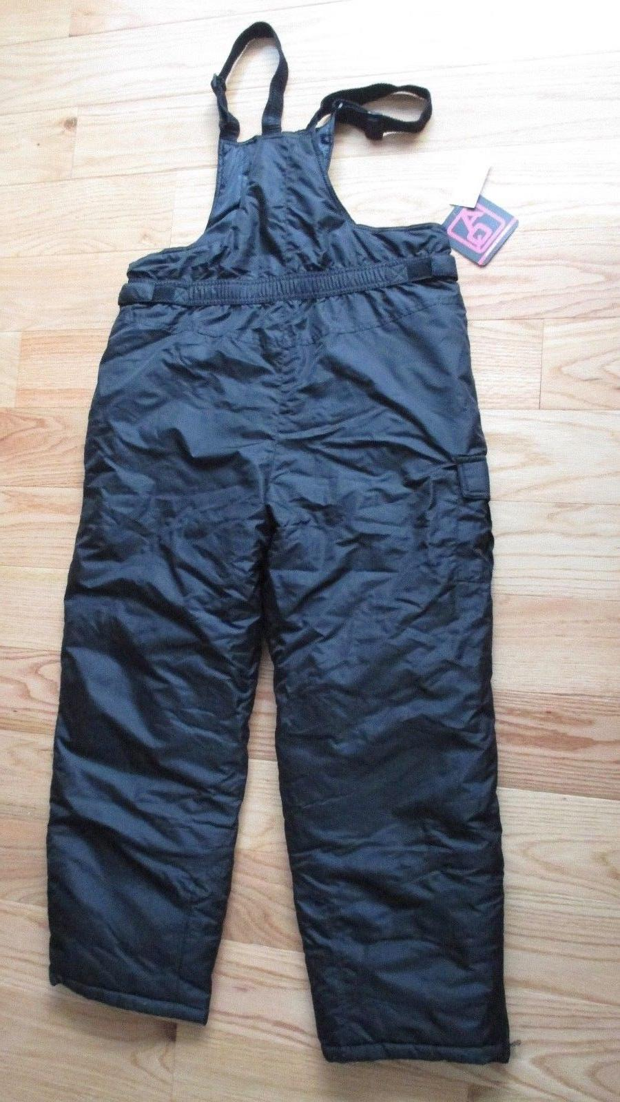 New! Quest Black SKI PANTS size Large NWT!
