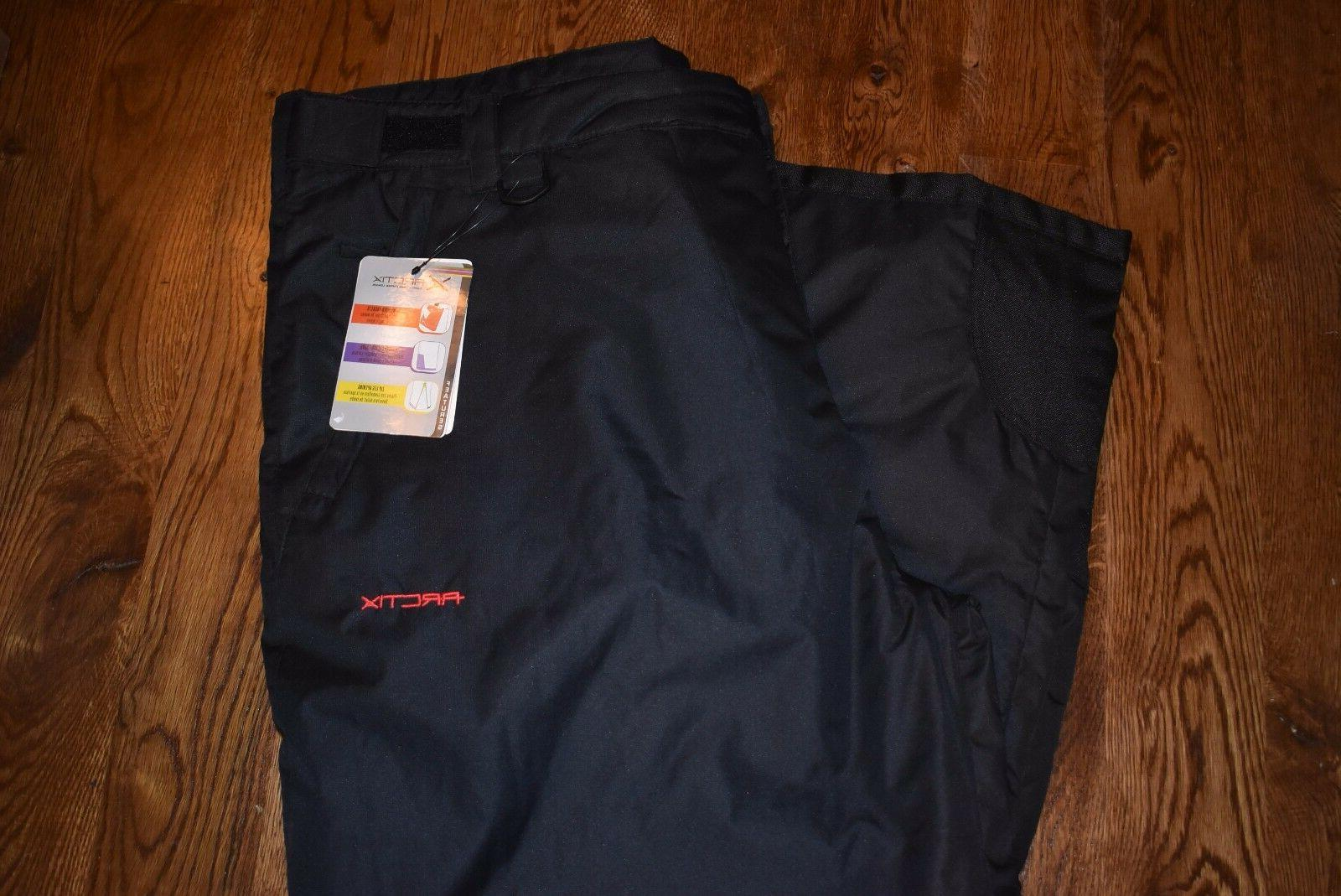 Size Insulated Pants 24 28
