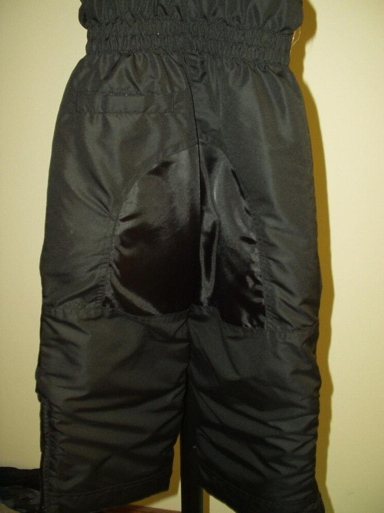 NWT Snow Pants Insulated Adjustable - Size